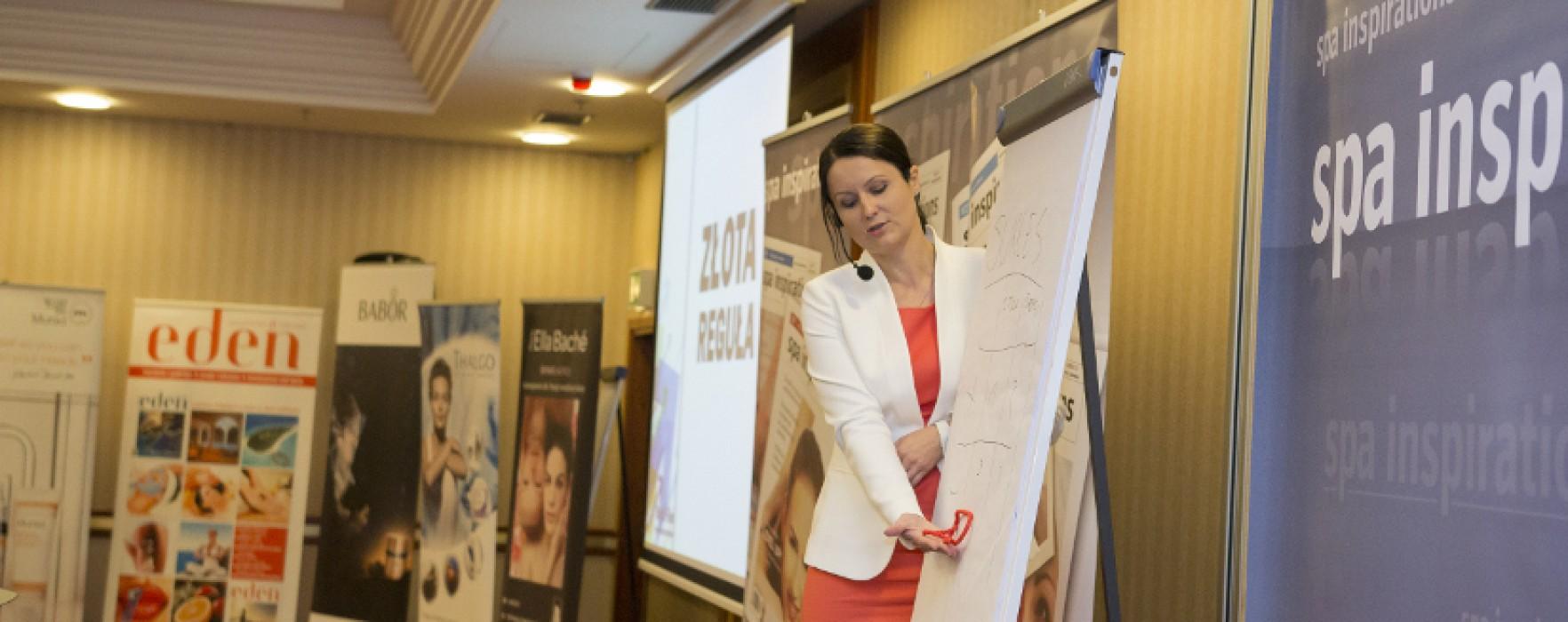 II Konferencja Klubu Biznesu Spa Inspirations LEVEL UP! – razem na wyższy poziom