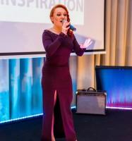 Ewa Szlachcic uświetniła swoim występem wieczorną galę