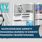 Finanse i budżet salonu beauty