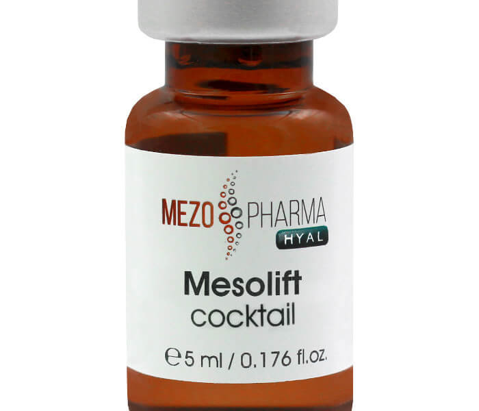 MEZOPHARMA HYAL MESOLIFT COCKTAIL