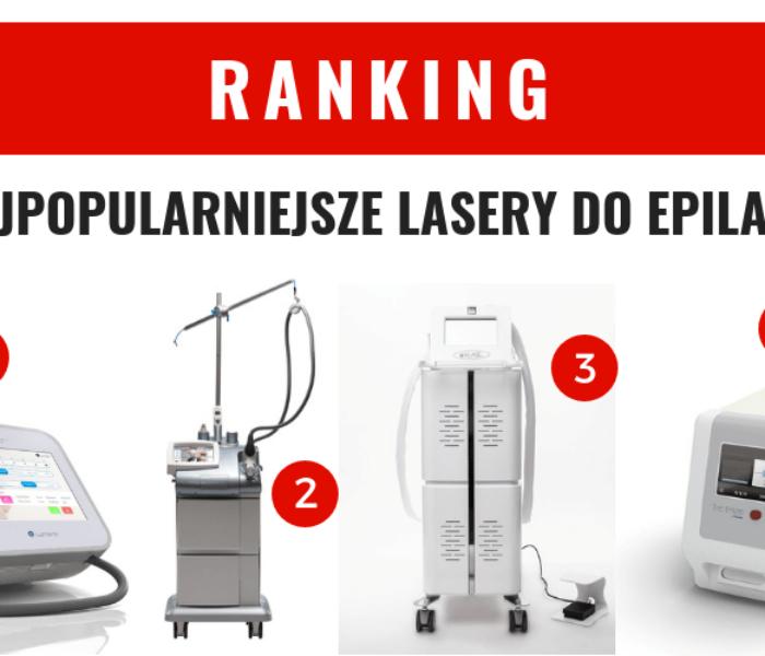 Najpopularniejsze lasery do epilacji – RANKING